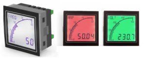 current transformer panel meter