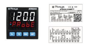 4-20mA temperature controller