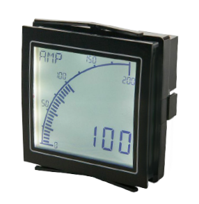 Panel Mount Digital Voltmeter Ammeter