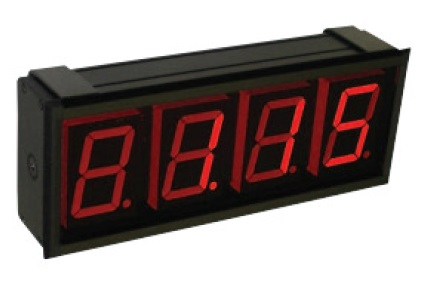 4-20 mA 4 digit Digital Panel Meters