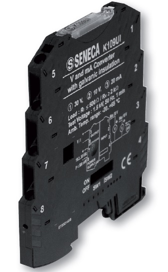 Signal Converter, Signal Conditioner, Splitter and Isolator