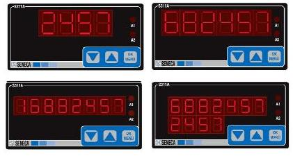 4 20mA Digital Panel Meters